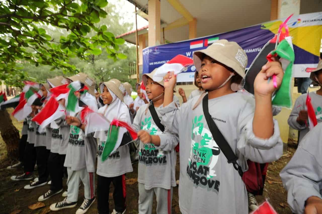 Indonesia – UEA Siap Bekrja Sama Di Bidang Pengembangan dan Pemanfaatan Mangrove