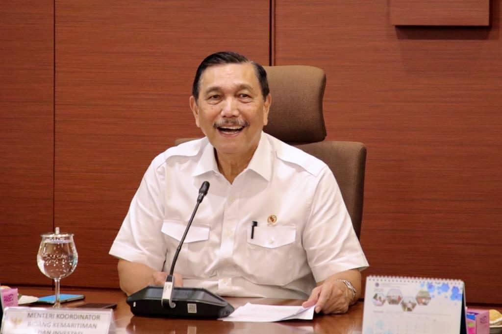 Menko Luhut : Pencabutan Status Negara Berkembang Dari USTR, Tidak Berpengaruh Terhadap GSP Bagi Indonesia
