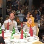 Plt Deputi Deputi bidang Pengelolaan Lingkungan dan Kehutanan mewakili Menko Marves Luhut menghadiri Welcome Dinner High Level Meeting On Green Investment Blueprint for Papua and West Papua