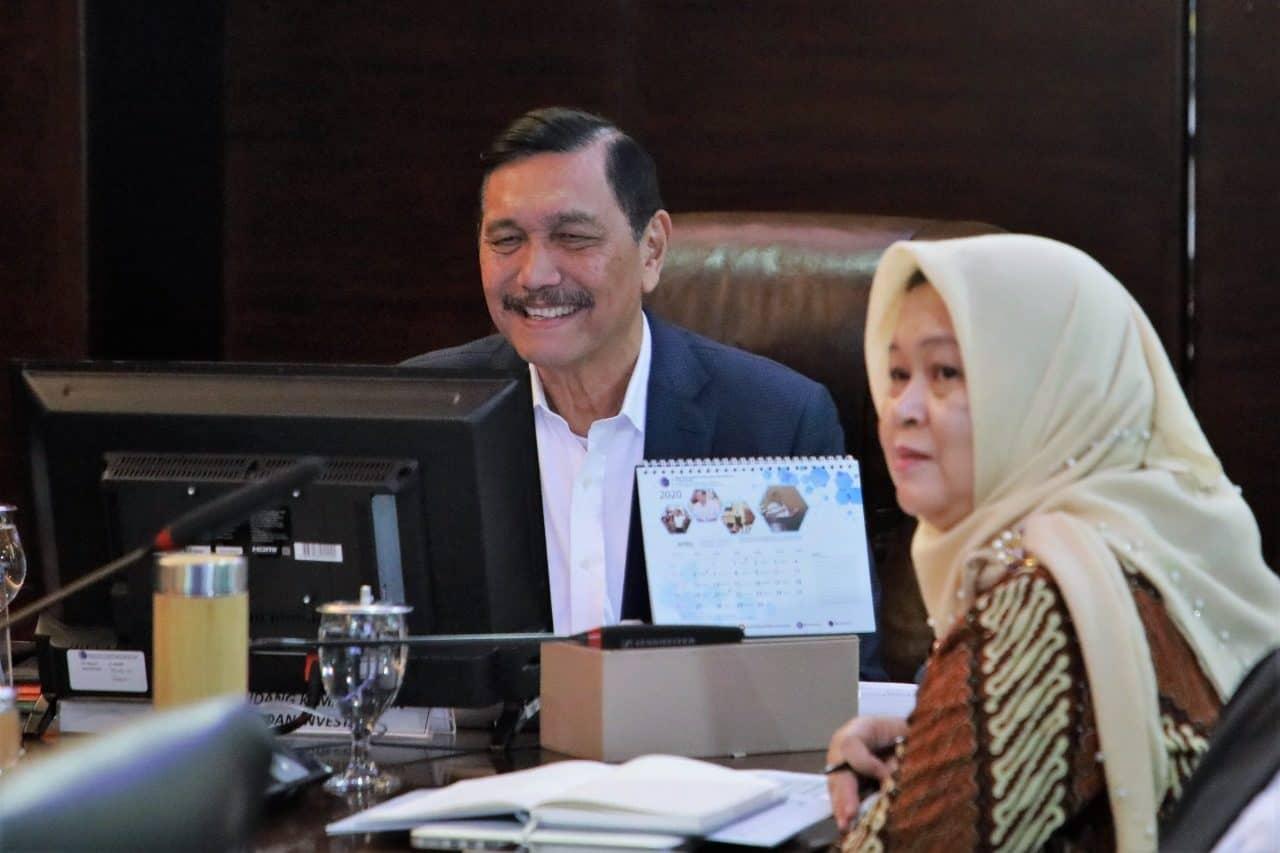 Menko Luhut : Dunia Internasional Sudah Mengakui, Indonesia Agresif Dalam Penanganan Sampah