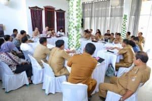 Rakor Pengembangan10 Desa Wisata di 3 Kabupaten Kawasan Danau Toba