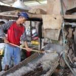 Menko Luhut Kunjungi Bank Sampah UD. BINTANG SEJAHTERA di Lombok