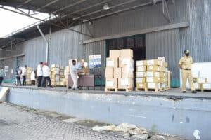 Distribusi bantuan dari Yayasan Taiwan mulai dilakukan