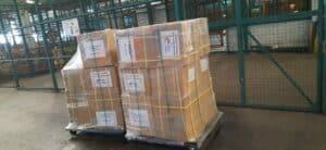 Indonesia Menerima Bantuan Alat Medis dari Yayasan Amal Taiwan