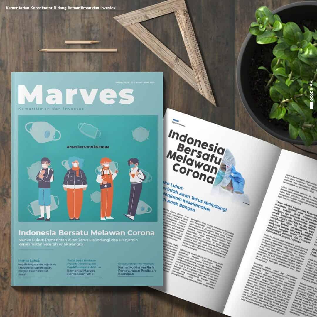 Majalah Marves Vol. 7 Telah Terbit!