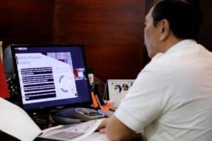 Menko Luhut Luncurkan Gerakan Nasional Belanja Pengadaan Pemerintah Untuk Usaha Mikro dan Usaha Kecil