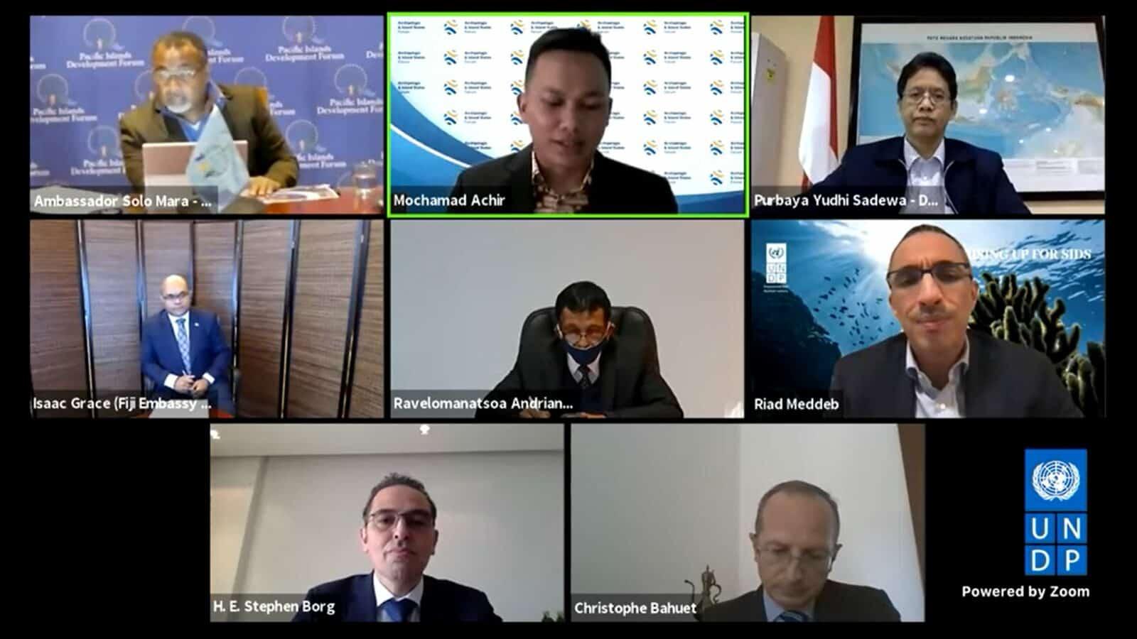 Kemenko Marves : Negara Anggota AIS Harus Bersatu Hadapi Kemunduran Ekonomi Dunia