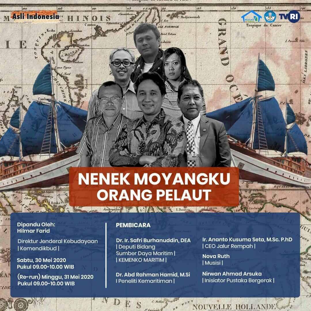Asli Indonesia - Nenek Moyangku Orang Pelaut
