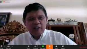 Kemenko Marves Gelar Rakor Kesiapan Pengoperasian KMP Bahtera Nusantara 01