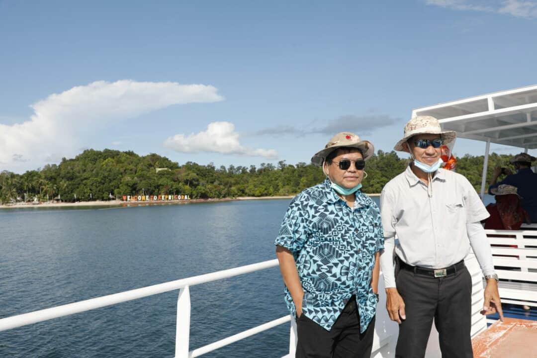 Kemenko Marves Dorong Pengembangan Wisata Bahari di Pulau Pengalap Kepri