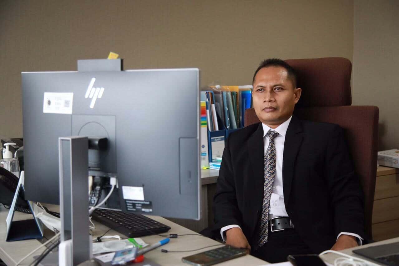 Kabag Advokasi dan Informasi Hukum Kemenko Marves Ikuti PKN Tingkat II Angkatan XII Tahun 2020