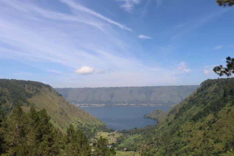 Pemerintah Mulai Proyek 10 Desa Wisata Danau Toba
