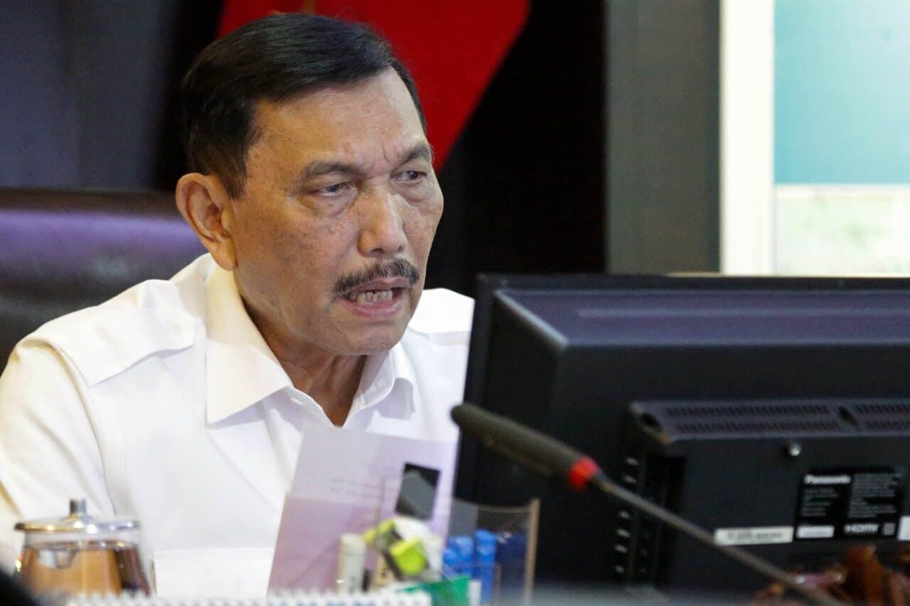 Menko Luhut dan Menperin Luncurkan Kampanye Bangga Buatan Indonesia #SemuanyaAdaDiSini