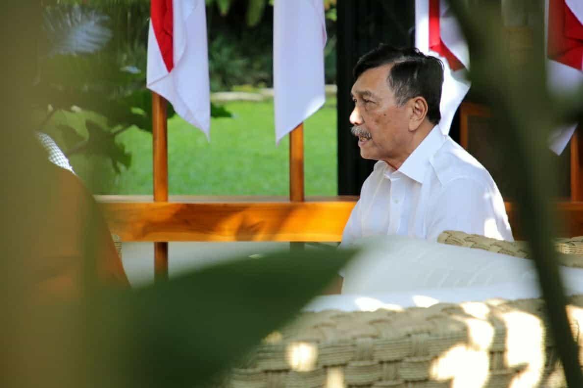Menko Luhut Apresiasi Peluncuran Program Pasar Laut Indonesia