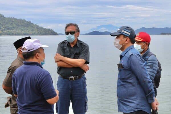 Pembangunan Jalan & Pelabuhan Teluk Tapang, Deputi Ridwan: Bangkitkan Infrastruktur Pesisir Sumbar