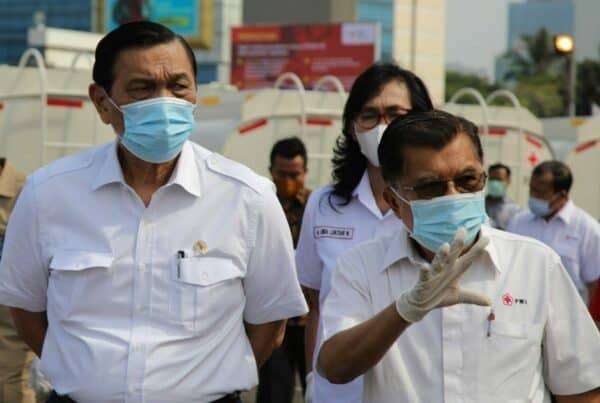 Menko Luhut Tekankan Pentingnya Implementasi Strategi Penanganan Pandemi Covid-19 dari Hulu ke Hilir