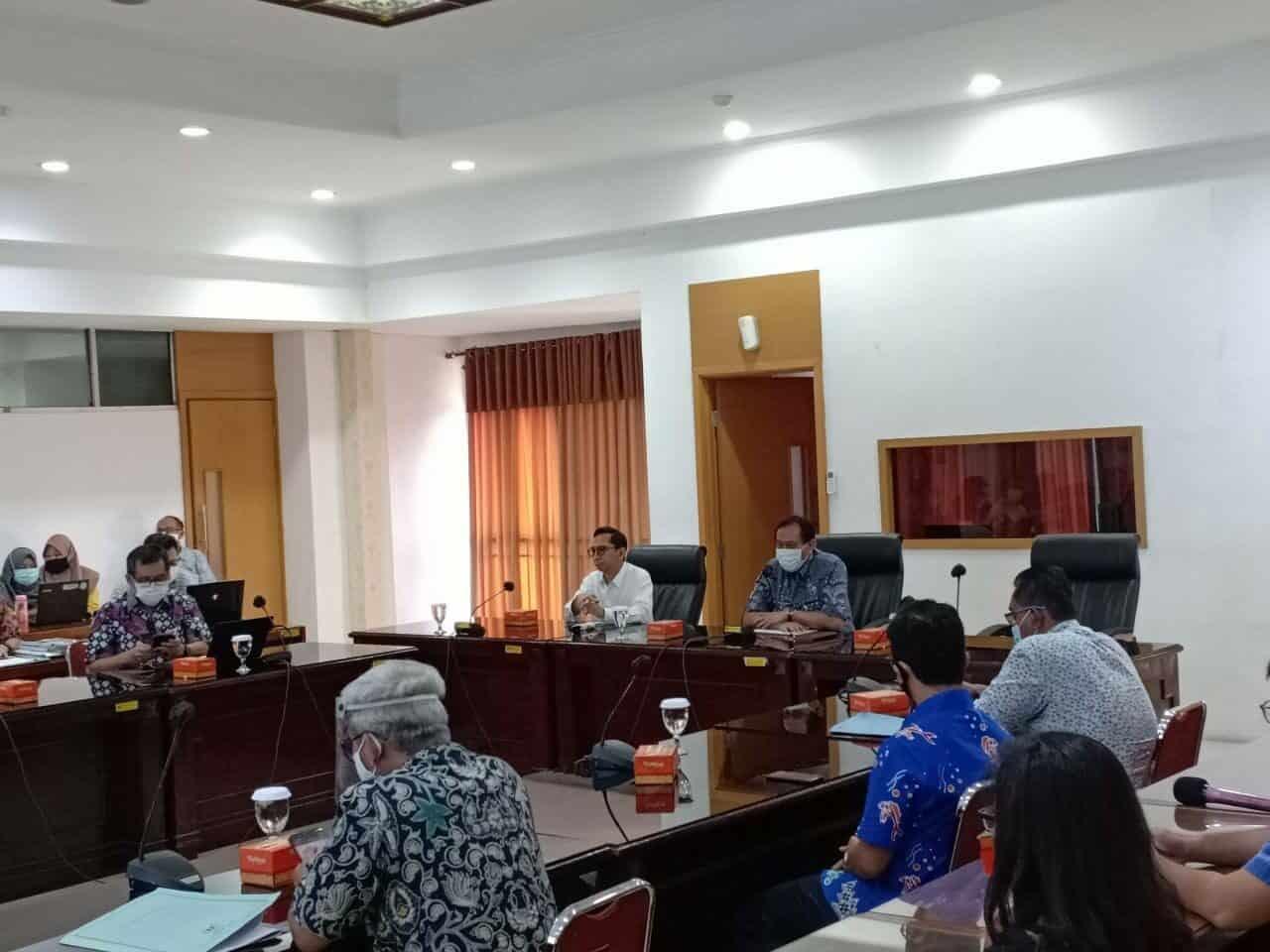 Kemenko Marves Terus Kawal Implementasi PerPres 79 Tahun 2019 Tentang Percepatan Pembangunan Kawasan Ekonomi Di Jawa Tengah