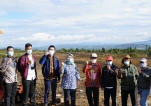 Tim Terpadu Meninjau Lapangan, Menyiapkan Rencana Pengembangan Kawasan FE Sumatra Utara