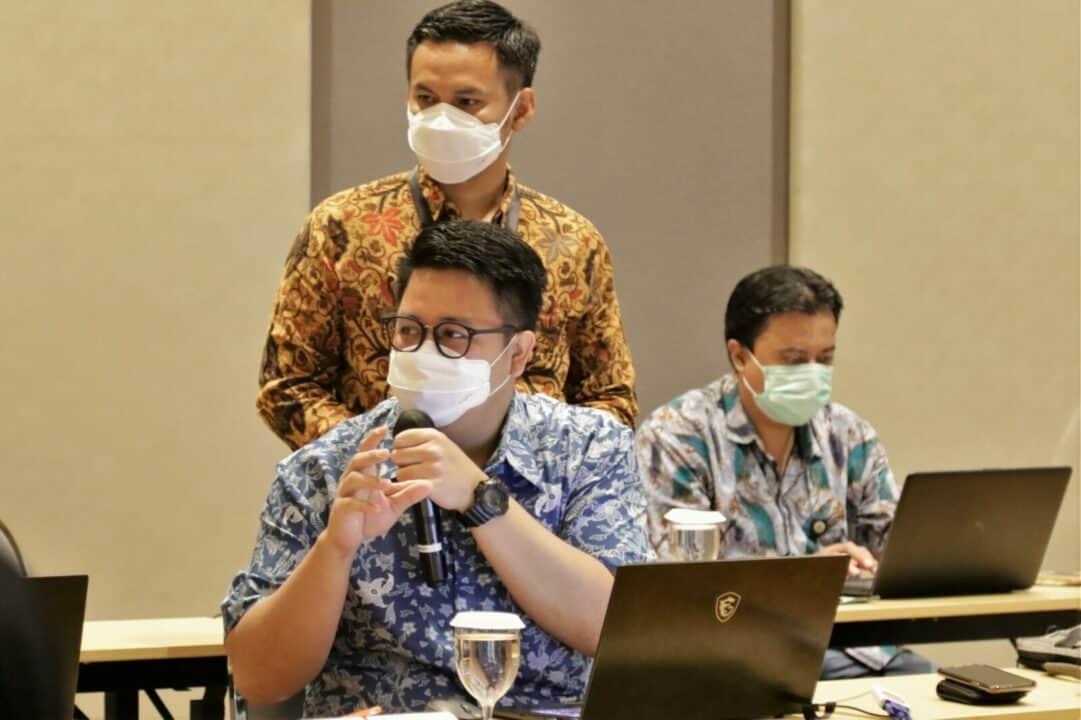 Pastikan Integrasi JDIH Kemenko Marves Dengan JDIH 7 K/L Lingkup Koordinasi, Kemenko Marves adakan Bimbingan Teknis