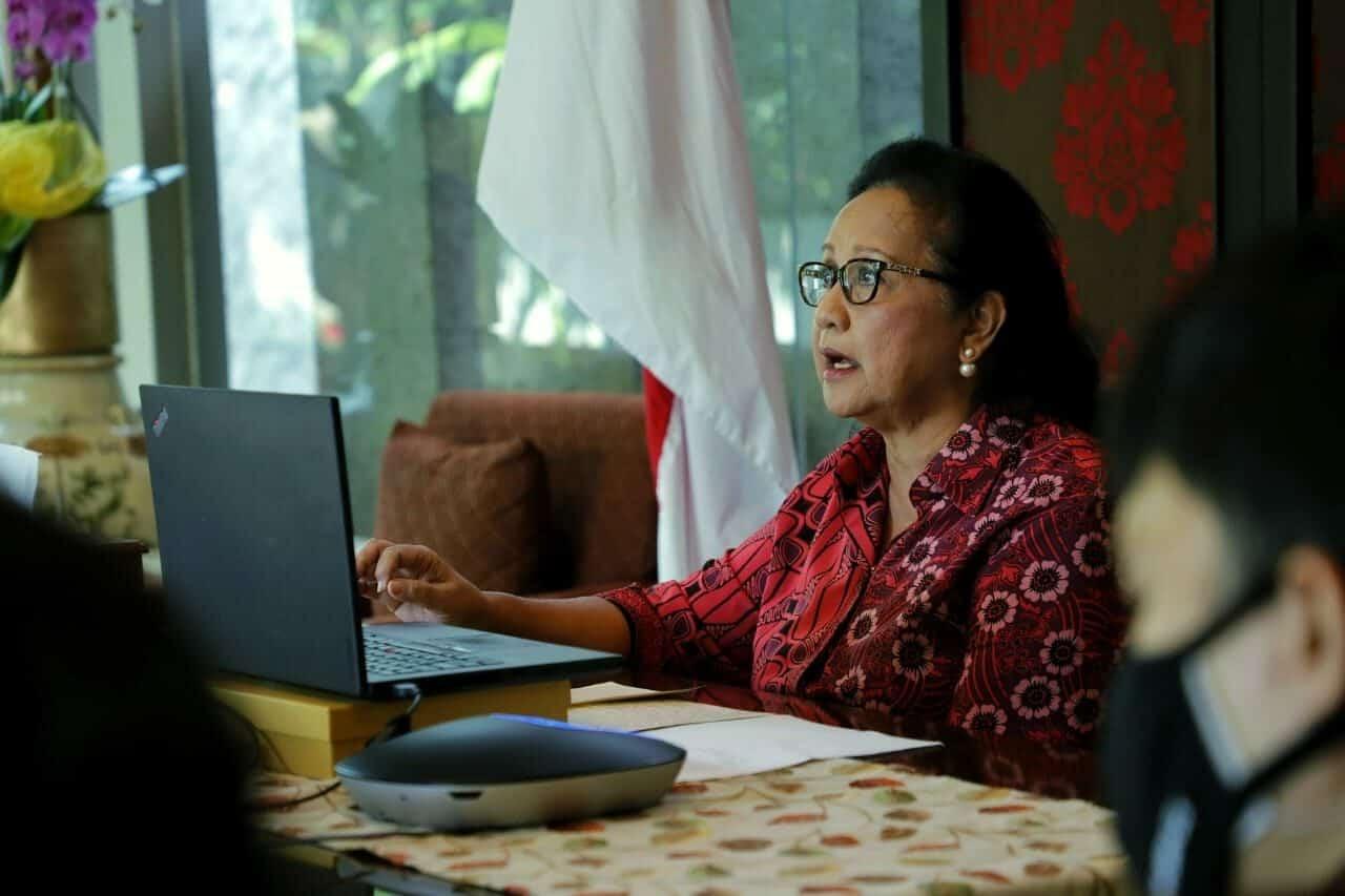 DWP Kemenko Marves Ajak Ibu Rumah Tangga Manfaatkan Teknologi Digital secara Cerdas