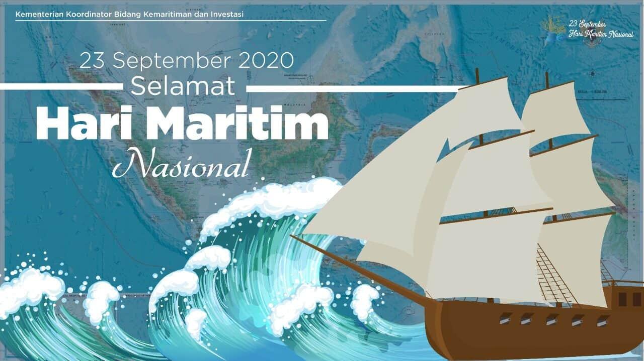 Bangkitkan Semangat Maritim, Kemenko Marves Rayakan Hari Maritim Nasional ke-56