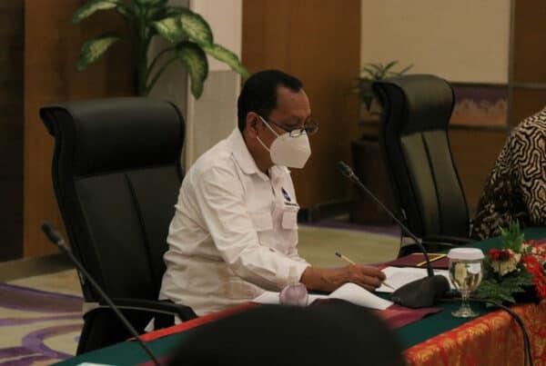 Evaluasi Bagan Alur Pemisah Selat Lombok (TSS) Mulai dijalankan