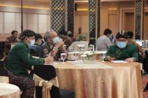 Lakukan Inovasi Penguatan Pelayanan Hukum, Biro Hukum Gelar Rapat Koordinasi Bidang Hukum dan Perundang-Undangan antar 7 Kementerian/Lembaga