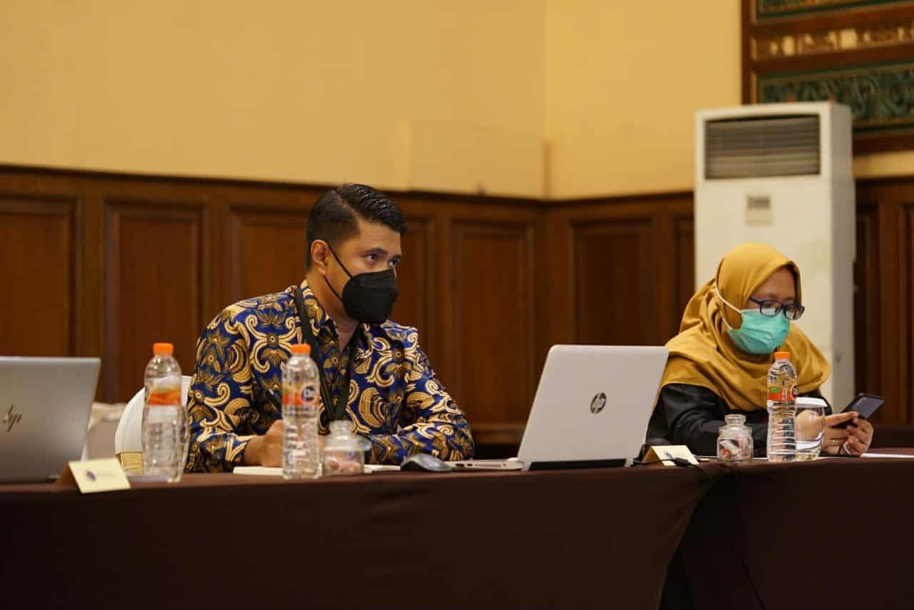Tingkatkan Layanan Kualitas Persidangan, Kemenko Marves Adakan Konsinyering Sistem Basis Data dan Komodifikasi Dokumen