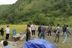 Pemerintah Tinjau Fasilitas Penunjang Desa Sigapiton Sebagai Salah Satu Kawasan Strategis Pariwisata Nasional Danau Toba