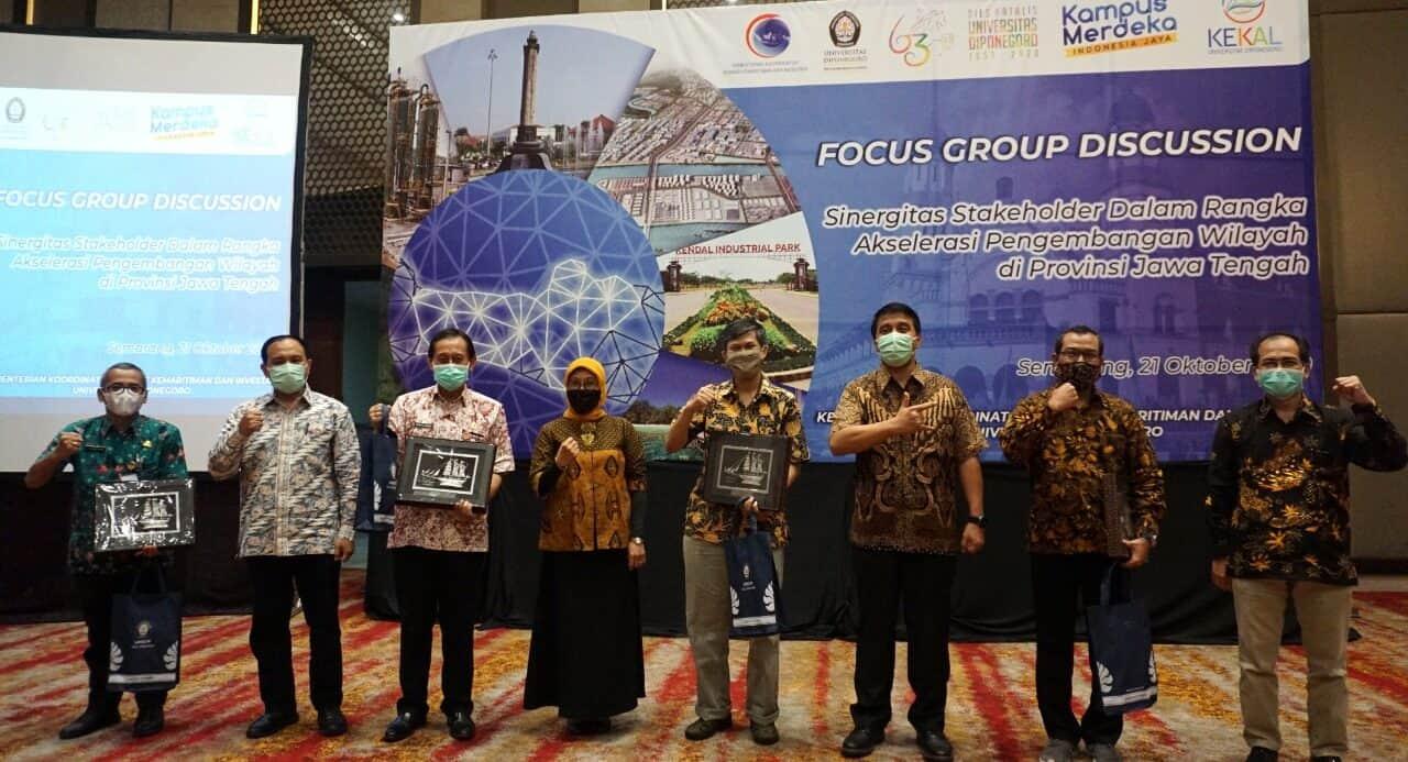 Kemenko Marves Sinergikan Semua Lini Untuk Akselerasi Pengembangan Wilayah Jawa Tengah
