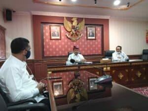 Tingkatkan kerjasama antar daerah dalam pembangunan PLTSa Suwung, Pemerintah lakukan Tinjau Langsung ke Lapangan