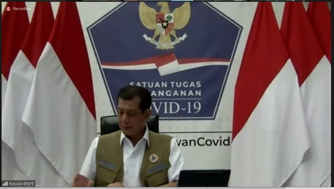Menko Luhut: Koordinasi dan Kekompakan Menjadi Kunci Menurunkan Angka Konfirmasi Positif Covid-19 di Jawa Tengah