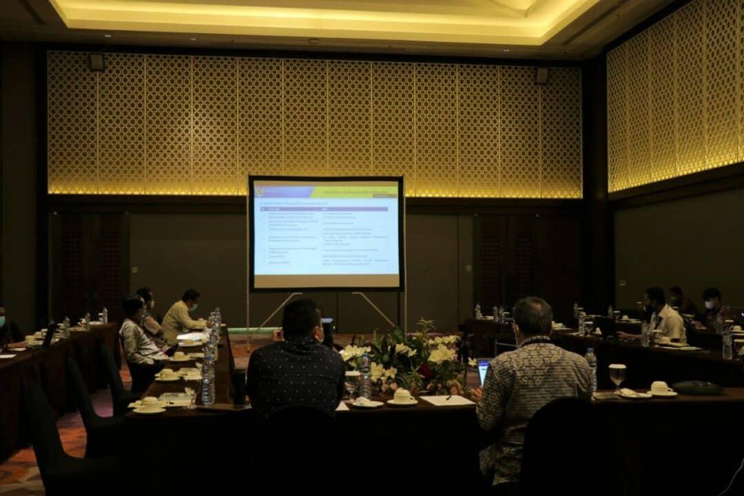 Kemenko Marves Sempurnakan Finalisasi Draft Perpres Rencana Aksi Kebijakan Kelautan Indonesia (Renaksi KKI) bersama Berbagai Kementerian dan Lembaga