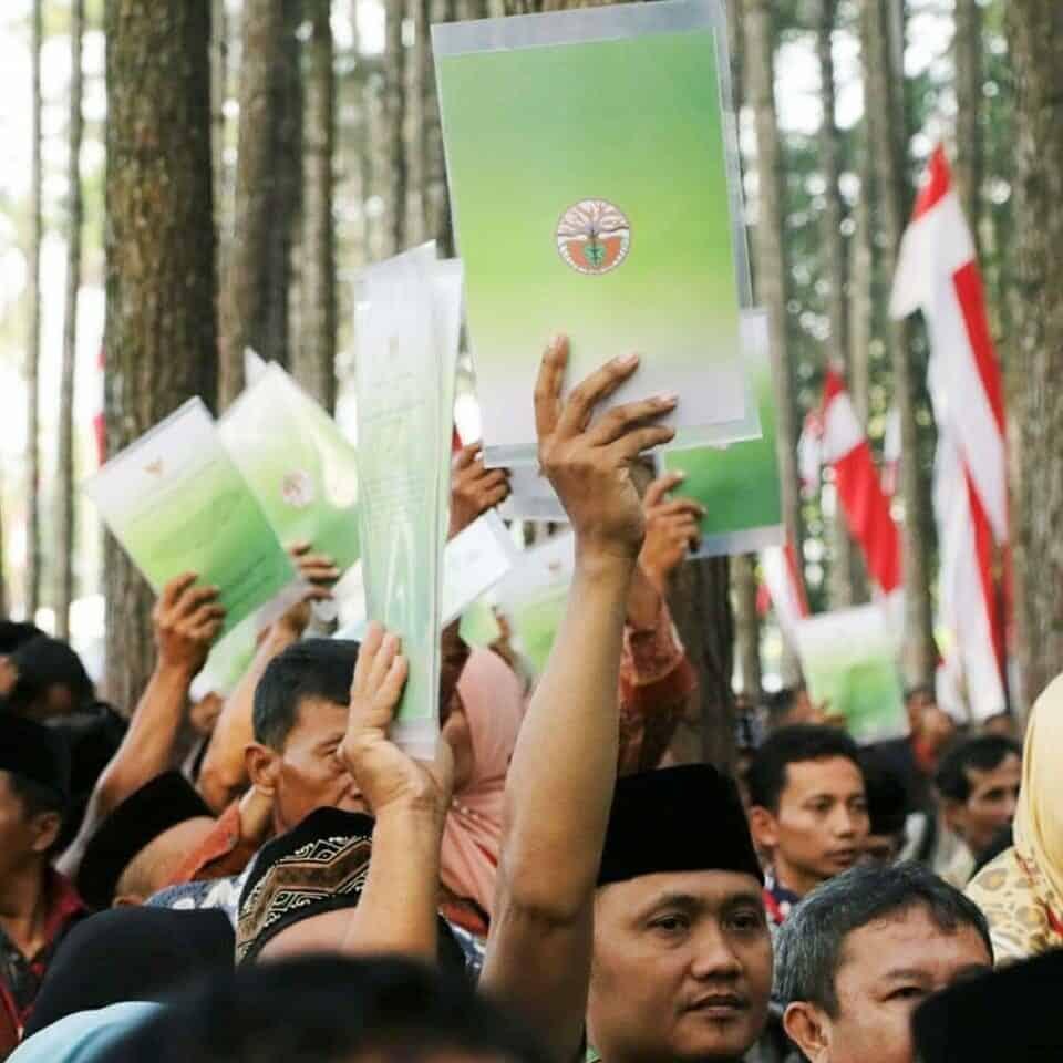 Hutan Sosial untuk Lapangan Kerja dan Keadilan