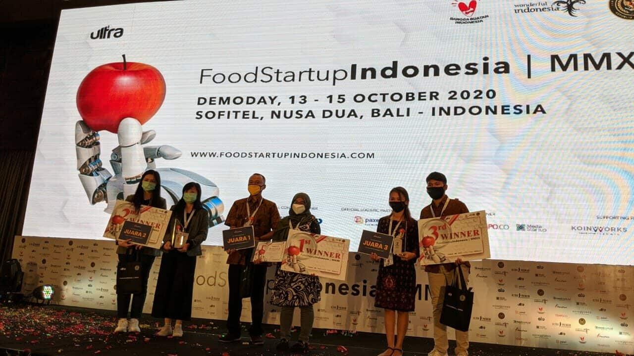 Kemenko Marves Sinergi dengan KemenParekraf, Optimalkan Akses Permodalan melalui Food Startup Indonesia MMXX