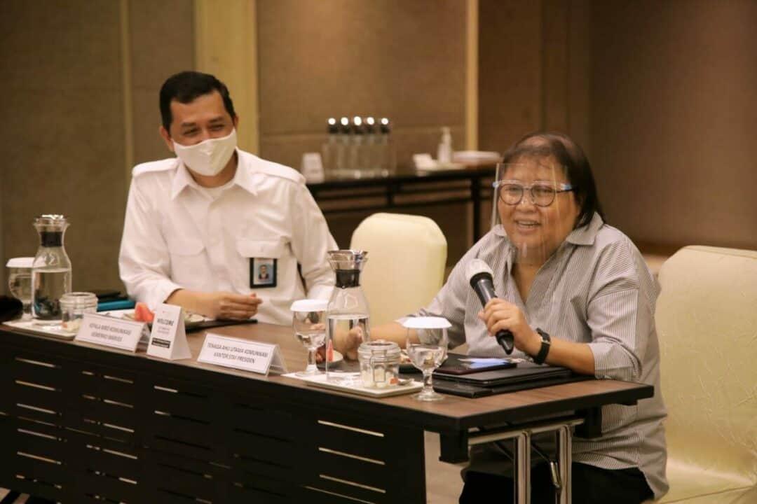Silaturahmi bersama 7 K/L Teknis, Kemenko Marves Bahas Manajemen Krisis dalam Komunikasi Pemerintah