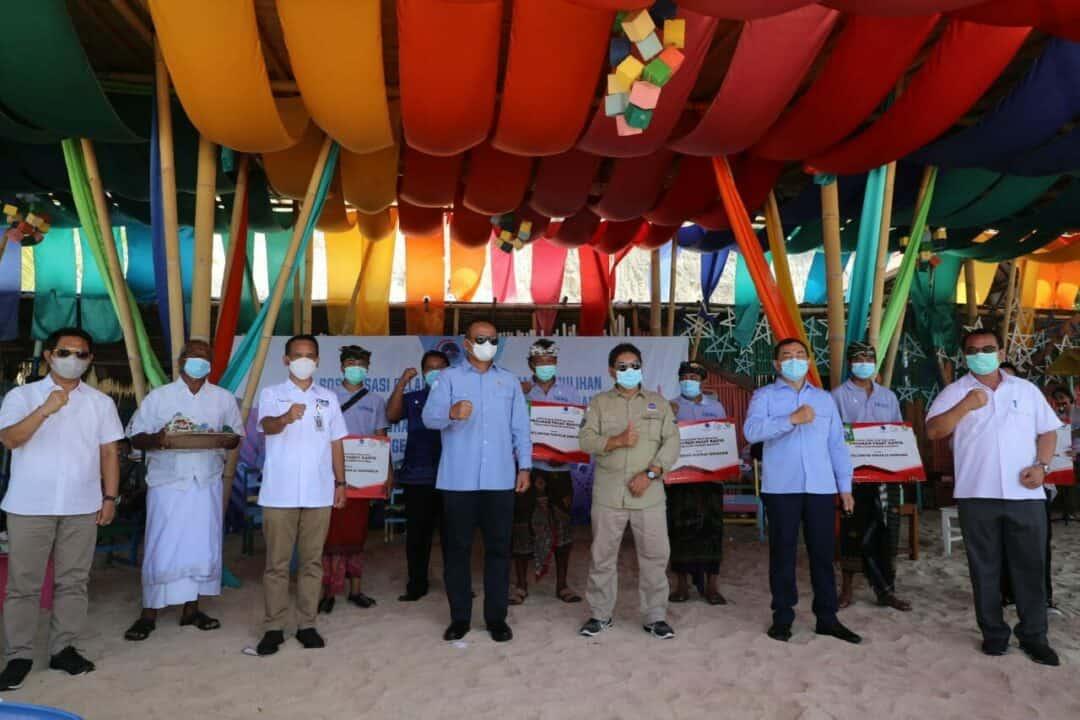 Kemenko Marves Kawal Program Restoran Terumbu Karang (ICRG) di Bali