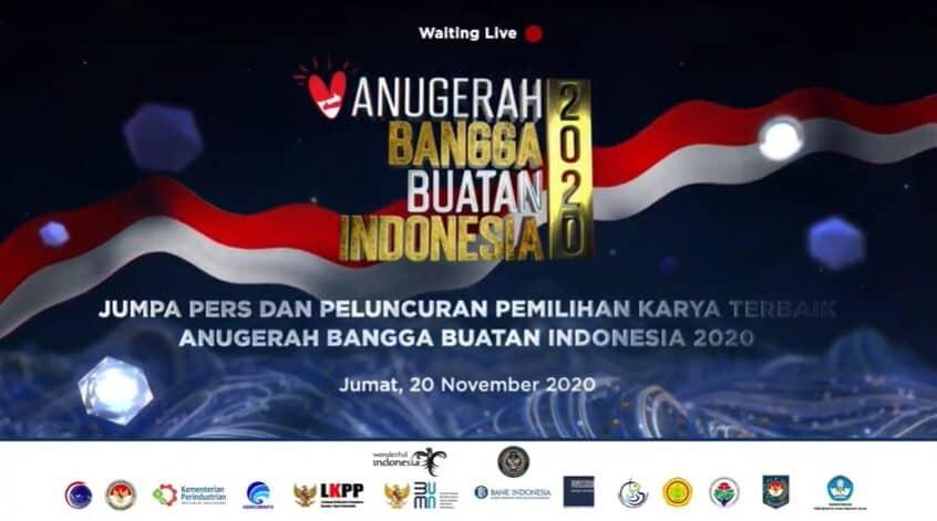 Anugerah Bangga Buatan Indonesia Buktikan Indonesia Negara Hebat dengan Inovasi