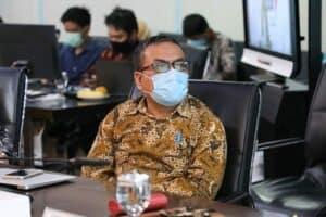 Menko Luhut Menghadiri Rakor Evaluasi Load Factor Angkatan Udara