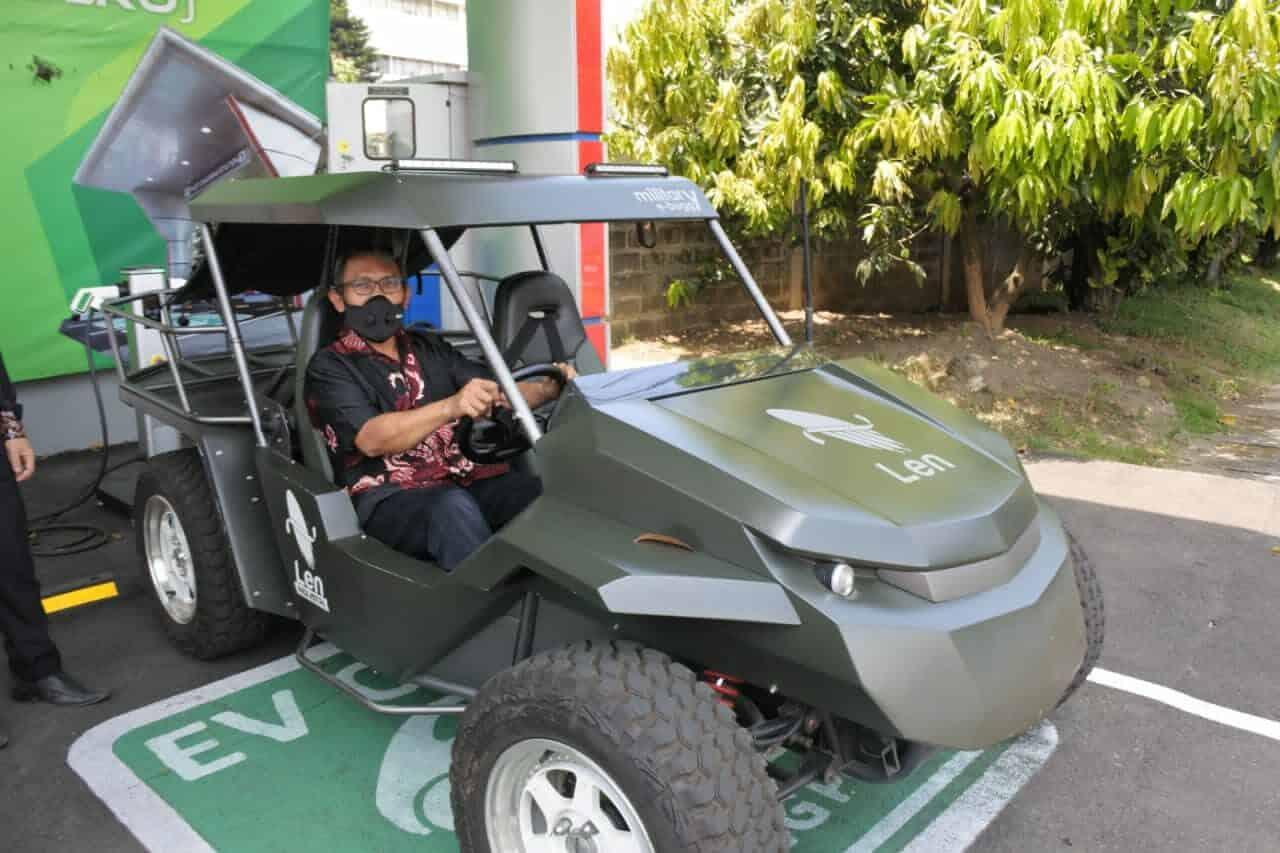 Pengembangan Ekosistem Kendaraan Bermotor Listrik Berbasis Baterai (KBLBB) Terus Dikawal Kemenko Marves