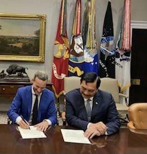US IDFC Tanda Tangani LOI untuk Investasi USD 2 Milyar di Sovereign Wealth Fund Indonesia