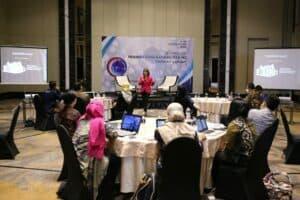 Biro Komunikasi Kemenko Marves Adakan Workshop Peningkatan Kapabilitas Master of Ceremony Tingkat Lanjut