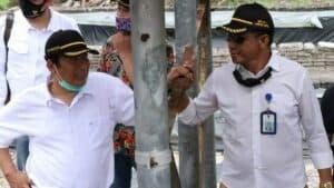 Deputi Bidang Koordinasi Kedaulatan Maritim dan Energi Kemenko Marves Lakukan Evaluasi Rapat Kerja Triwulan Yang Ke-3 di Tahun 2020