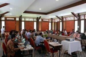 Kemenko Marves menyelenggarakan FGD Rencana Penetapan Wilayah Perairan Sangat Sensitif dan Wilayah Laut Yang Dilindungi di Perairan Indonesia