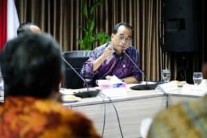 Menko Marves Pmpin Rakor Proyek Prioritas Nasional