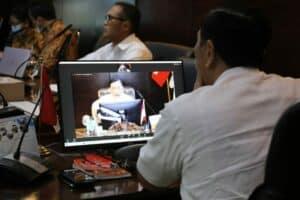 """Menko Luhut Menjadi Pembicara Dalam Kata Data Forum """"Indonesia Dalam Peta Perdagangan dan Investasi ASEAN"""""""