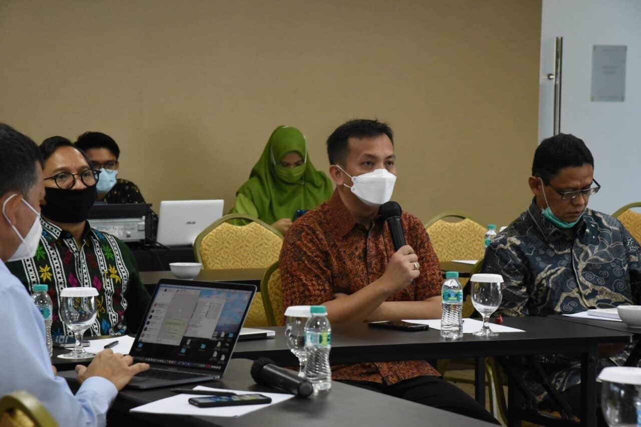 Deputi Koordinasi Bidang Investasi dan Pertambangan Kemenko Marves Dorong Kemudahan dan Penguatan Iklim Investasi yang Kondusif di Indonesia