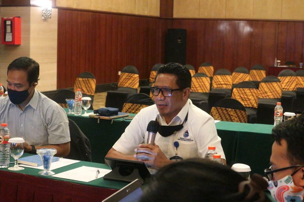 Tingkatkan Sistem Akuntabilitas Kinerja, Kemenko Marves Selenggarakan Forum Pemantauan dan Evaluasi Kinerja