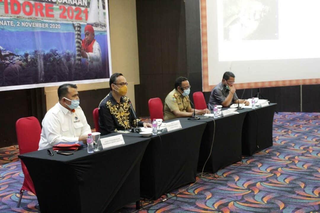 Deputi Odo: Sail Tidore 2021 Akan Mempercepat Pembangunan Ekonomi Maluku Utara
