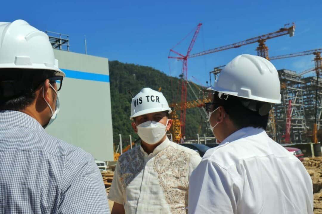 Target Operasi Akhir Tahun 2021, Kemenko Marves Kawal Pembangunan Smelter di Morowali Utara